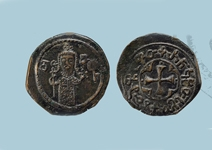 Exhibition Of King David Coin